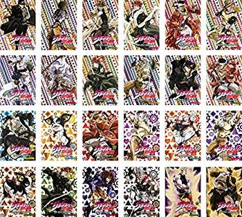 【中古】ジョジョの奇妙な冒険 スターダストクルセイダース [レンタル落ち] 全24巻セット [マーケットプレイスDVDセット商品]