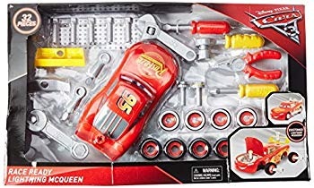 【中古】Just Play Cars 3?Transforming McQueenツールキット
