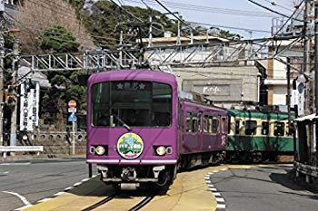 【中古】MODEMO Nゲージ NT159 江ノ島電鉄1000形 1002号編成 京紫塗装 M車