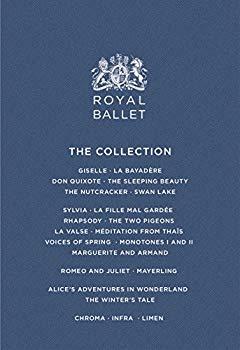 【中古】Royal Ballet Collection/ [DVD]