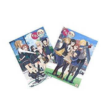 中古 わんおふ-one off- 全巻セット お得セット 上品 第1巻 第2巻 Blu-ray