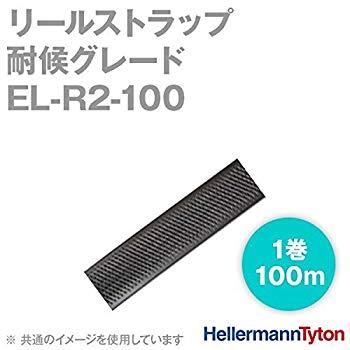 【中古】タイトン エンドレスタイ リールストラップ 耐候 EL-R2-100 100m