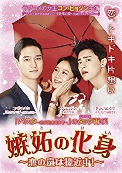【中古】嫉妬の化身~恋の嵐は接近中! ~ DVD-BOX1