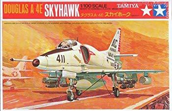 中古 タミヤ 永遠の定番 1 スカイホーク ミニジェット機シリーズ 100 永遠の定番