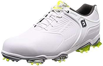 【中古】[フットジョイ] ゴルフシューズ Tour S メンズ ホワイト(18) 26.5 cm ワイド 55307J
