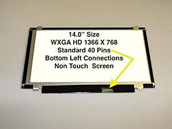 【中古】14' WXGA Glossy LED Screen For Acer Timelinex 4820T-3910