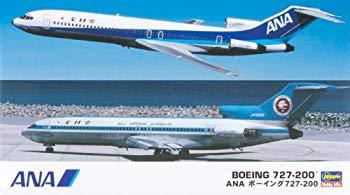 【中古】ハセガワ 1/200 全日空 ボーイング727-200 2機セット