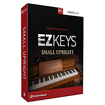 【中古】EZ KEYS - SMALL UPRIGHT PIANO/BOX