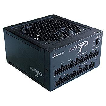 【中古】オウルテック 80PLUS PLATINUM取得 HASWELL対応 ATX電源ユニット 5年間交換保証 フルモジュラーケーブル Seasonic X Series 860W SS-860XP2S