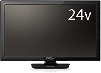 【中古】FUNAI FL-24HB2000 24V型 地上・BS・110度CSデジタル ハイビジョン液晶テレビ (24V)