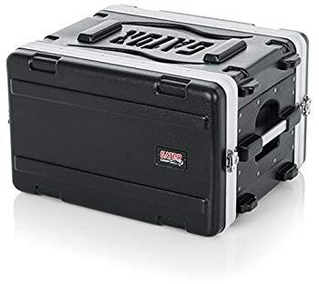 【中古】GATOR ゲーター ラックケース 軽量PE製 Standard Molded Rack Case Series 6U/ショートサイズ GR-6S (ネジ/ワッシャー付属) 【国内正規品】