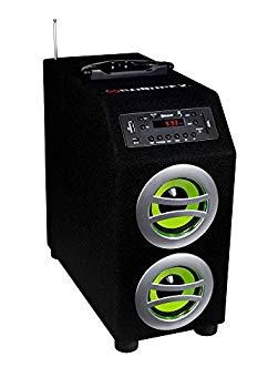 【中古】Sondpex CSF-D45B Portable Bluetooth Speaker System and Music Player by SONDPEX