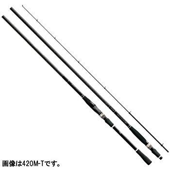 【中古】シマノ ロッド ボーダレス BB 磯 460MH-T 4.6m