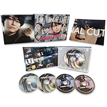 【中古】FINAL CUT Blu-ray BOX