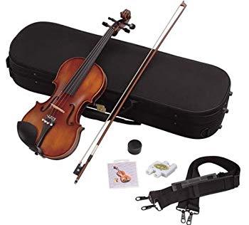 中古 未使用 未開封品 Hallstatt ハルシュタット 低価格化 通常サイズ V-22 4 高級 4サイズバイオリン 初心者用ヴァイオリンセット