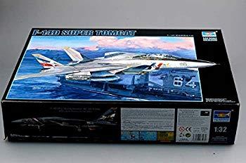 【中古】トランペッター 1/32 F-14D スーパートムキャット 03203 プラモデル