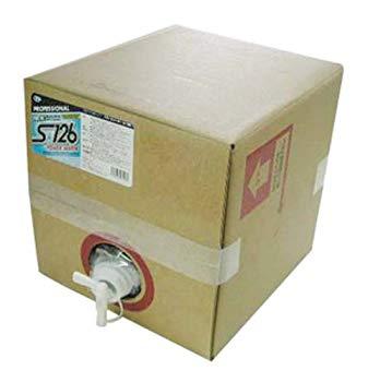 【中古】プラスリード(PLUSLEAD) 洗浄剤 パワーウォーター 高機能電解水クリーナー 業務用18Lコック付 S-126-18L