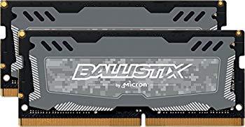 【中古】Ballistix Sport Single DDR4 2666 MT/s (PC4 21300) SR x8 LT 4 GB