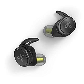 【中古】Jaybird フルワイヤレスイヤホン JBD-RUN-002BK ブラック Bluetooth 防水 防汗 IPX7 RUN XT 国内正規品 1年間メーカー保証