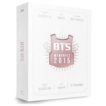 【中古】Bts Memories of 2015 Dvd