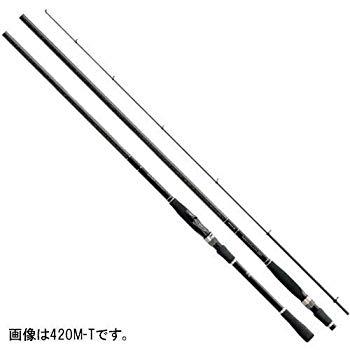 【中古】シマノ ロッド ボーダレス BB 磯 460M-T 4.6m
