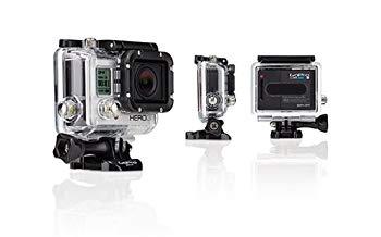 【中古】【国内正規品】 GoPro ウェアラブルカメラ HERO3 シルバーエディションCHDHN-301-JP
