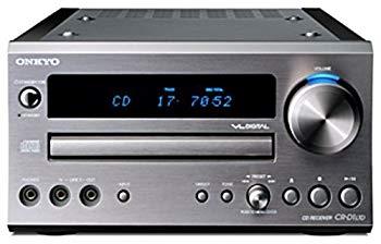 超人気 【】ONKYO【】ONKYO CD CR-D1LTD(H)/FMチューナーアンプ チタン チタン CR-D1LTD(H), キタク:e3a09c7f --- delipanzapatoca.com