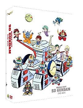 【中古】G-SELECTION 機動戦士SDガンダム DVD-BOX (初回限定生産)