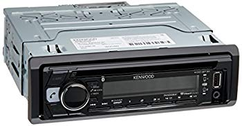 【中古】Kenwood KDC-BT31 1-DIN Bluetooth Car Stereo Receiver by Kenwood