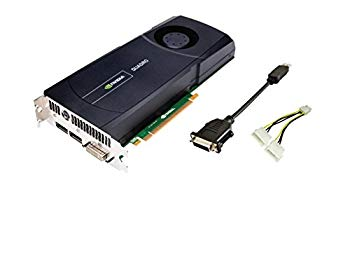 【中古】中古グラフィックボード NVIDIA Quadro 5000 2.5GB GDDR5 PCIE 2.0x16 未開封・未使用品