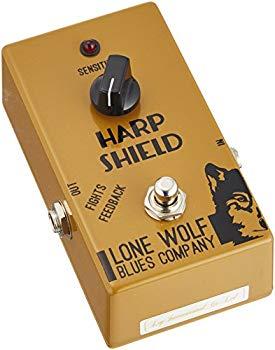 【中古】Lone Wolf Blues Company ローンウルフブルースカンパニー ハーモニカ用ノイズゲート Harp Shield 【国内正規品】