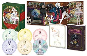 【中古】プリンセスチュチュ Blu-ray BOX(期間限定版)