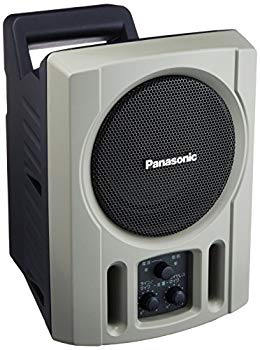 【中古】パナソニック 800 MHz帯ワイヤレスパワードスピーカー WS-X66A