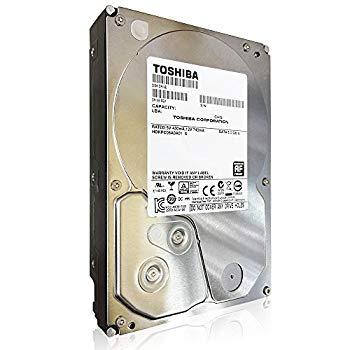 【中古】東芝 TOSHIBA 3.5インチ 内臓HDD 5TB SATA 128MB デスクトップモデル MD04ACA500