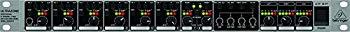 【中古】ベリンガー アナログミキサー ラック 設備用 8ch 3ゾーン ULTRAZONE ZMX8210