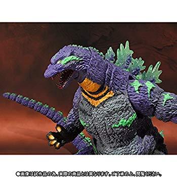 【中古】S.H.MonsterArts Godzilla feat.EVA-01