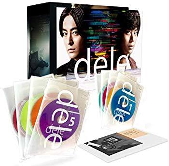 【中古】dele(ディーリー)Blu-ray PREMIUM