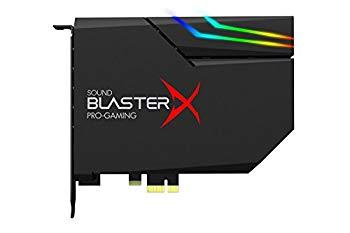 【中古】Sound Blasterx ae-5?(ブラック)