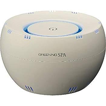 【中古】シナジートレーディング グリーニングスパ 家庭用水素水生成器 風呂用 HDW0004