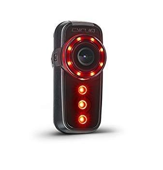 【中古】Cycliq Fly6 CE HDバイクカメラ&リアライト 自転車専用ドライブレコーダー