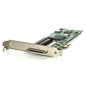 【中古】Adaptec ASC-29320LPE PCI-ex1倍対応 U320SCSIボード 【中古】