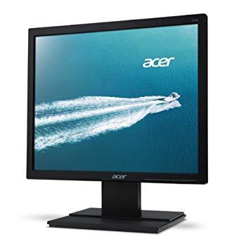 【中古】Acer V176L bd - LED monitor - 17