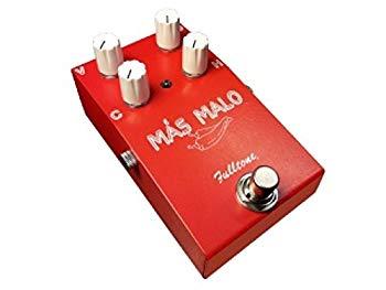 【中古】Fulltone Mas Malo ディストーション/ファズ ギターエフェクター