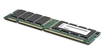 【中古】レノボ・ジャパン 16GB(1×16GB) デュアルランク 1.35V PC3L-10600 ECC DDR3-1333 VLPRDIMM 46C0599