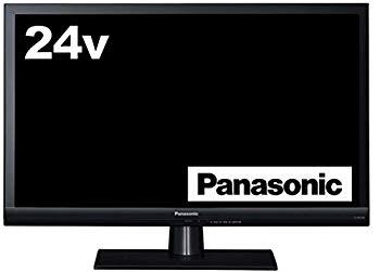 【中古】パナソニック 24V型 液晶テレビ ビエラ TH-24C305 ハイビジョン USB HDD録画対応 2015年モデル