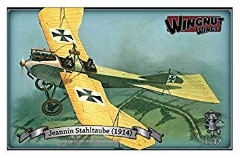 【中古】ウィングナットウィングス 1/32 第一次世界大戦 ジャニン スタールタウベ 1914年 プラモデル WNG32058