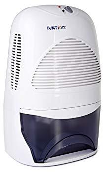【中古】Ivation 中型/ポータブルでパワフルな除湿機 バスルーム 洗濯室 物置き ガレージ 屋根裏部屋などにピッタリ とても静かに除湿します