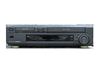 中古 未使用 未開封品 お中元 限定特価 SONY WV-H4 Hi8+VHSビデオデッキ