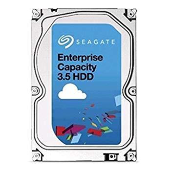【中古】Seagate 4TB エンタープライズキャパシティ SAS 12Gb s 512n 3.5インチ 内蔵ハードドライブモデル ST4000NM0025