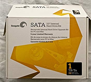 【中古】3.5in Desktop Hard Drive Internal Kit